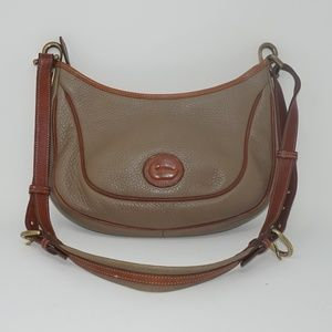 Vintage Dooney & Bourke Crossbody Shoulder Bag